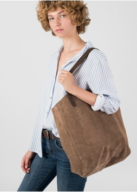 SHOPPING BAG PIEL