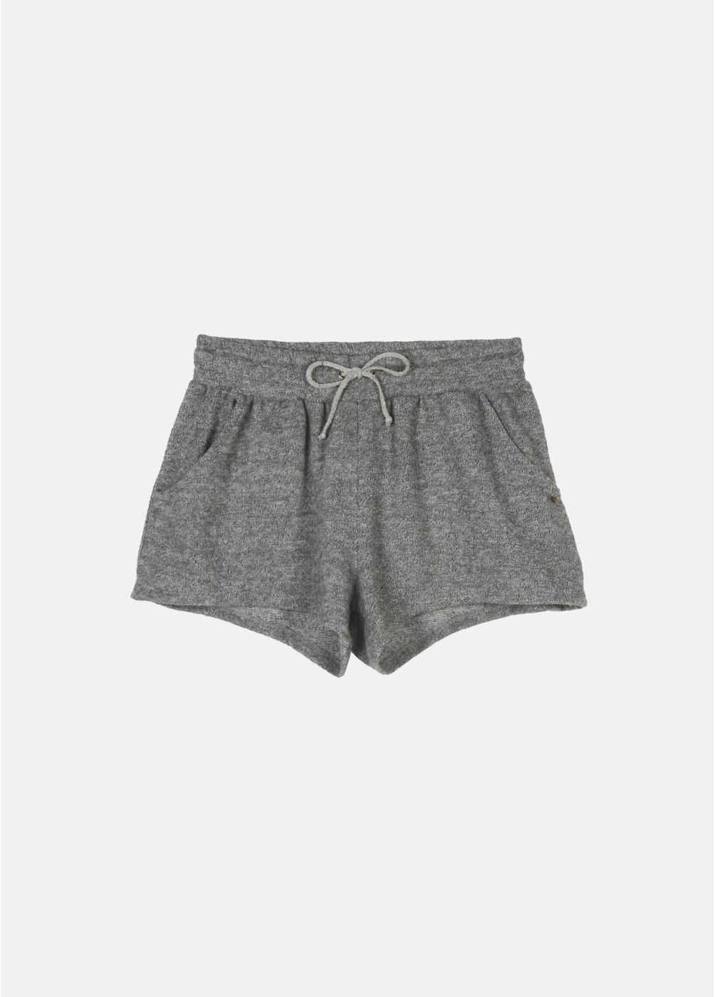 GROOVE BRUSHED SHORTS