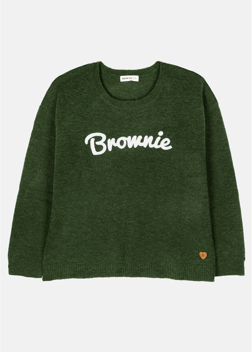 JERSEY BORDADO BROWNIE