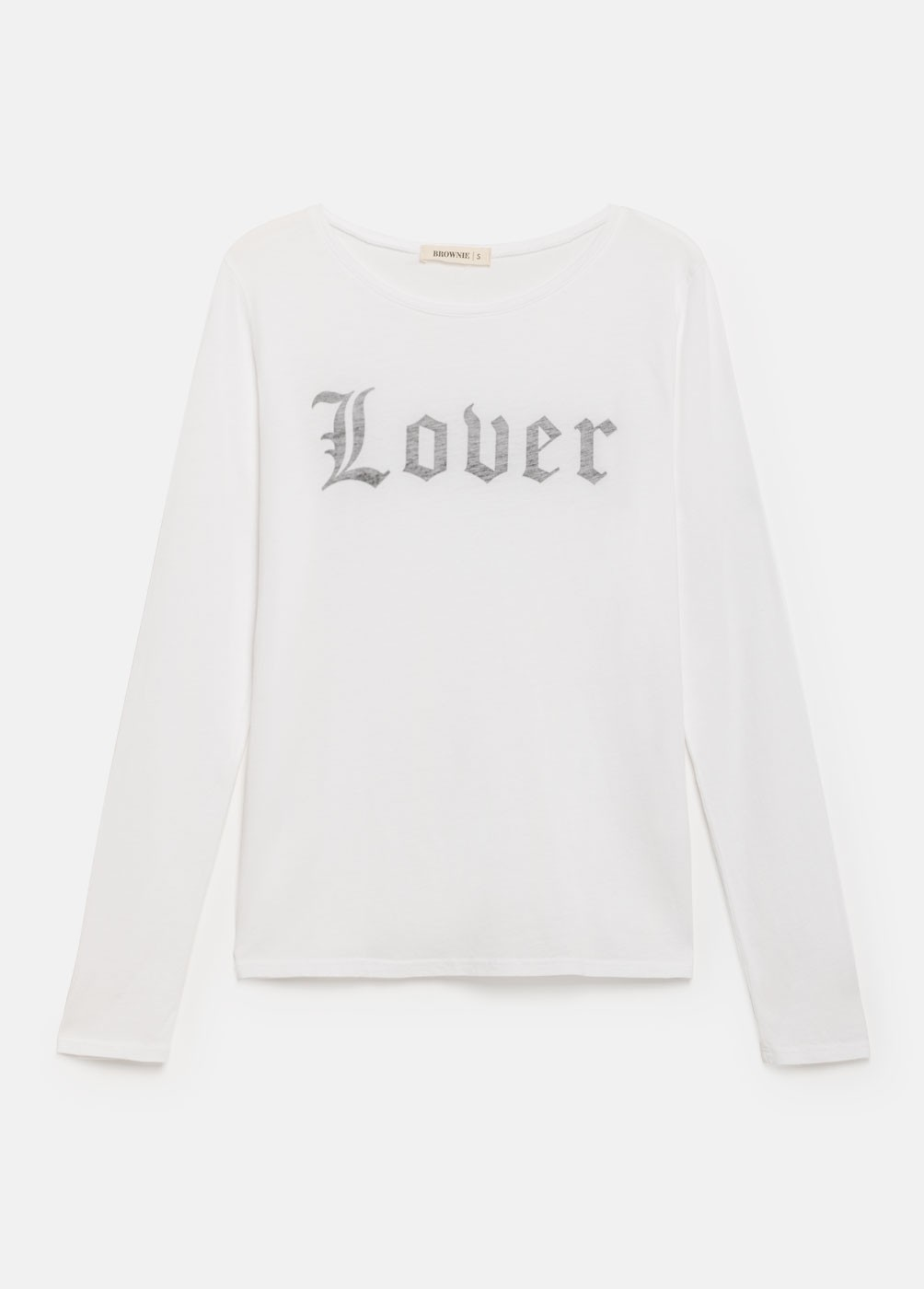 CAMISETA M/L ESTAMP LOVED LOVED