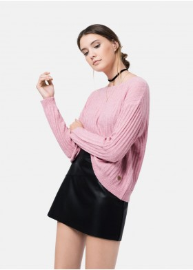 LIANA ROUND NECK SWEATER