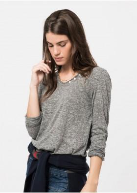 Camiseta básica Clarins