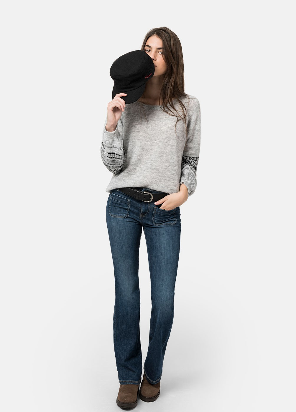 MARLA FLARED JEANS