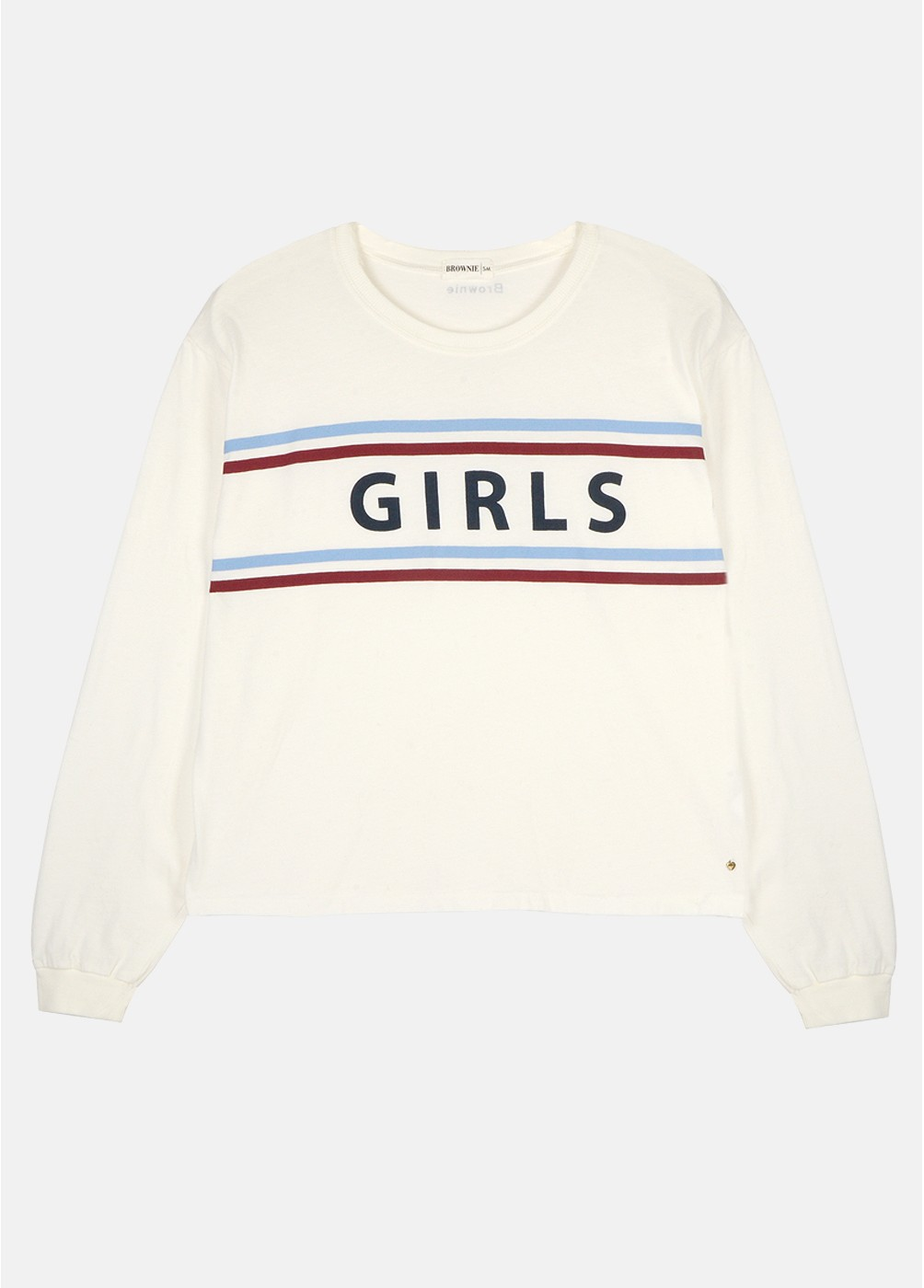 CAMISETA GIRLS M/L C/R GIRLS