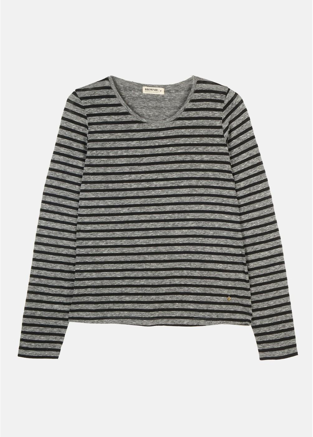 Camiseta LIMBO manga larga rayas