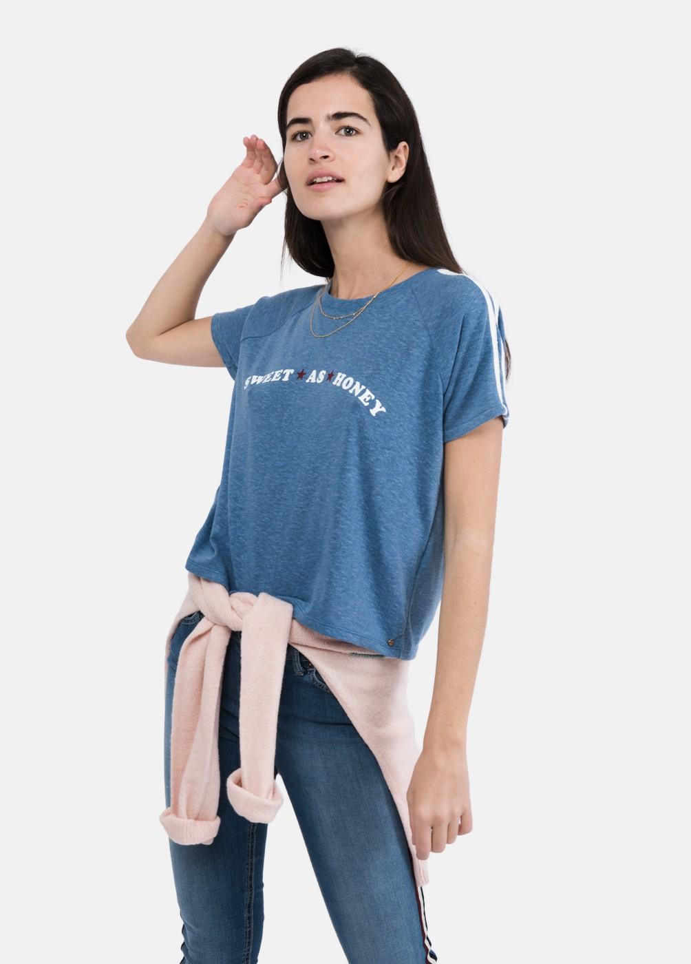 Camiseta Franja Hopney