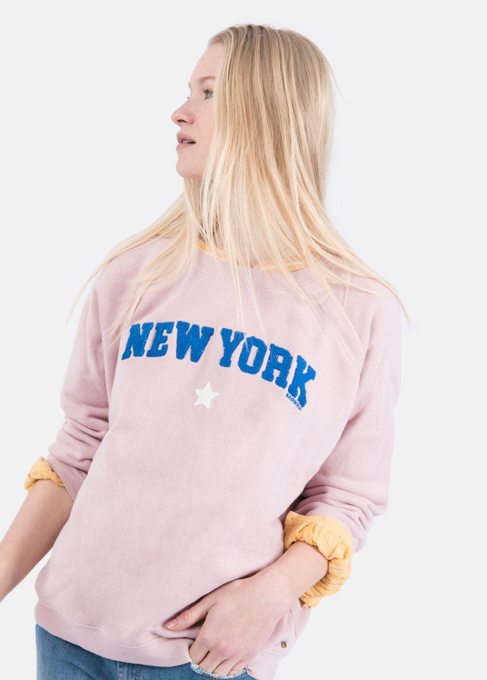 SUDADERA NEW YORK ESTRELLA NEW YORK