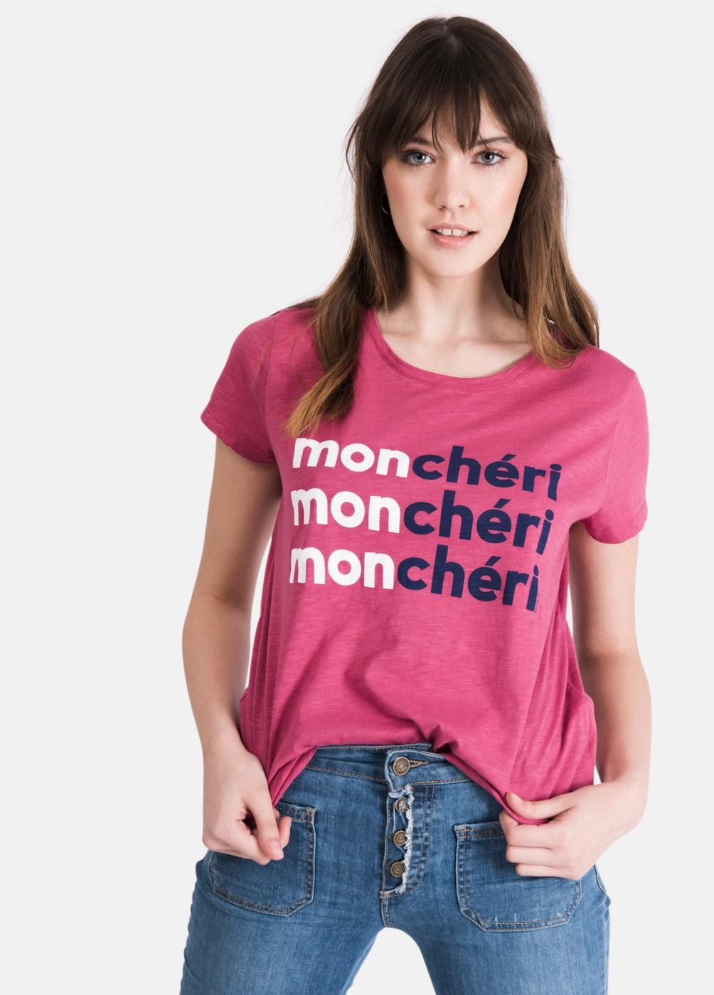 CAMISETA MONCHERI M/C POLDER