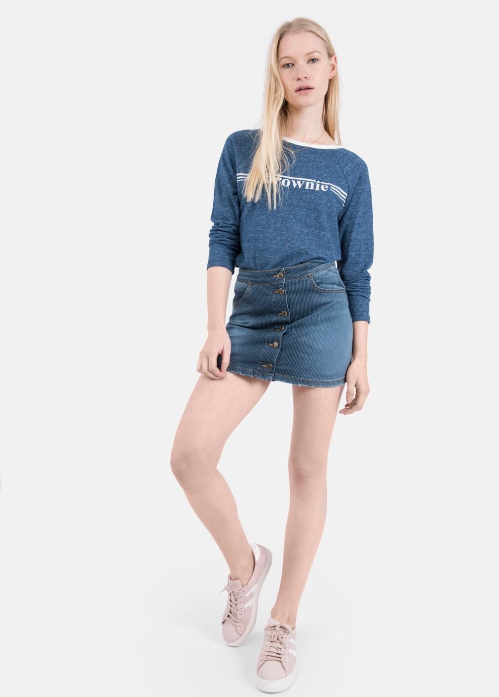 Pisa stripes skirt