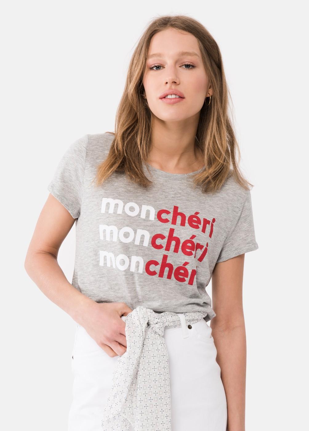 CAMISETA CHERI M/C
