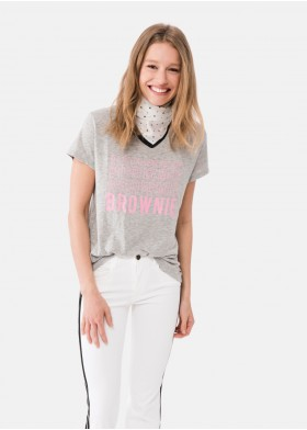 CAMISETA PLAY BROWNIE