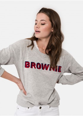 SUDADERA BROWNIE MARCH