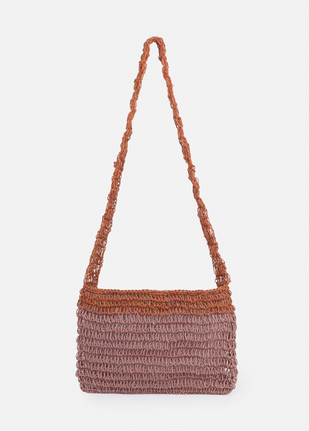 BOLSO ARION BICOLOR ARION