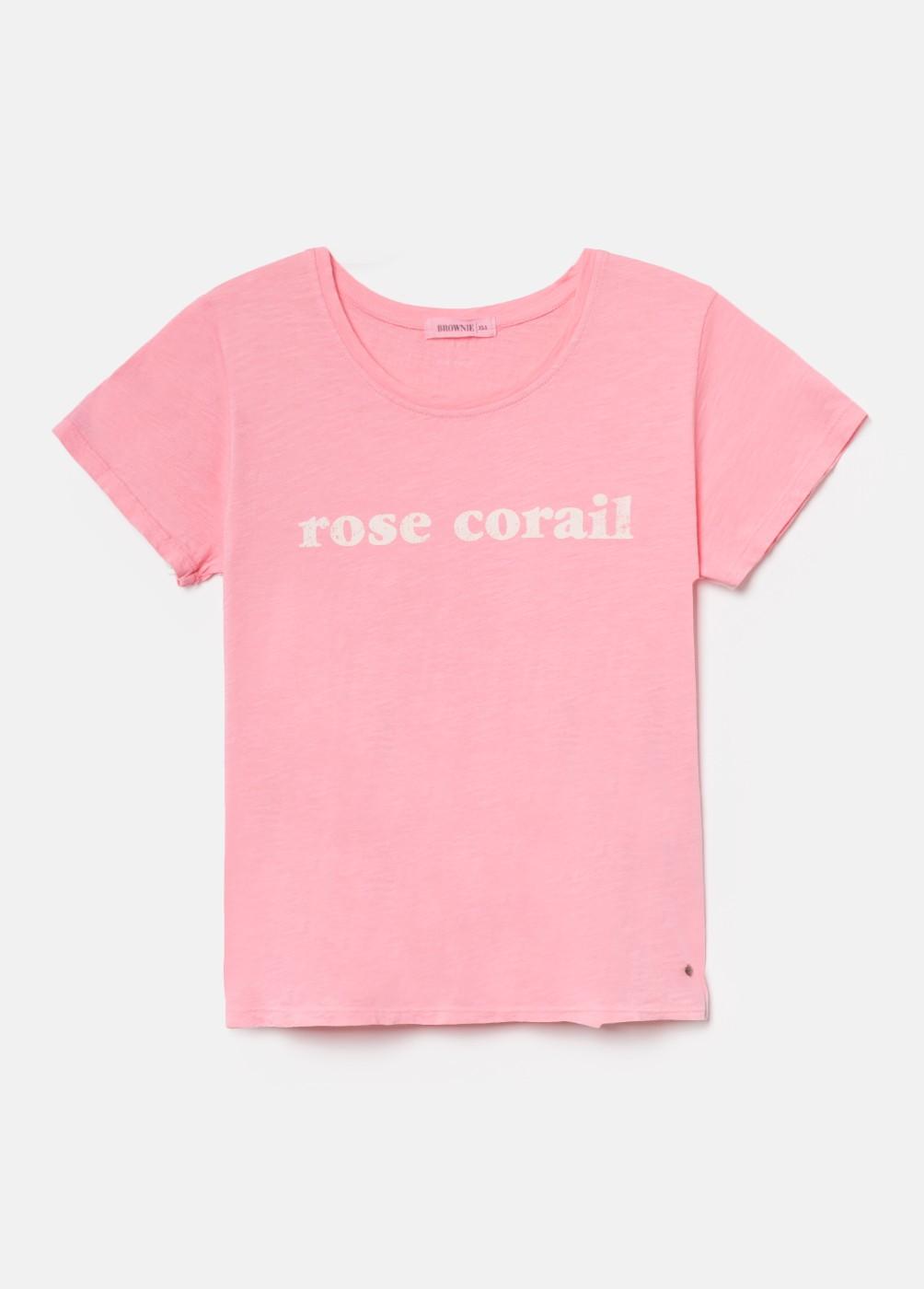 CAMISETA ROSE CORAIL