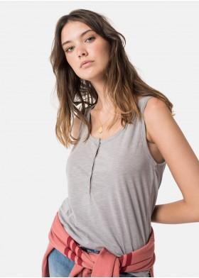 Camiseta Nina Panadera Tirante