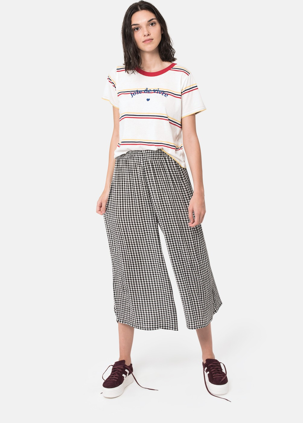 NICE GINGHAM TROUSERS