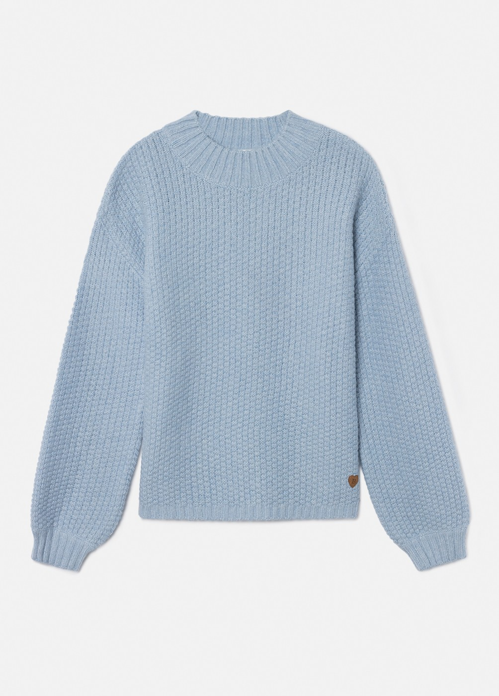 BELLE V-NECK JUMPER