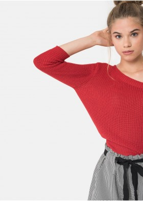 AVENUE ONE SLEEVED JUMPER