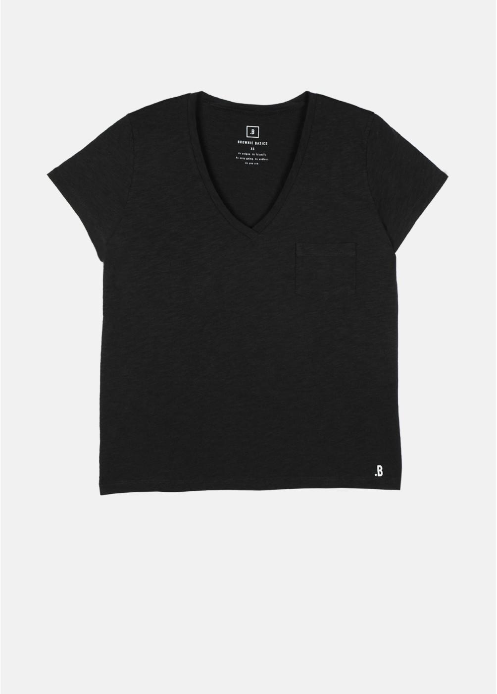 Camiseta Cybill C/Pico M/Corta