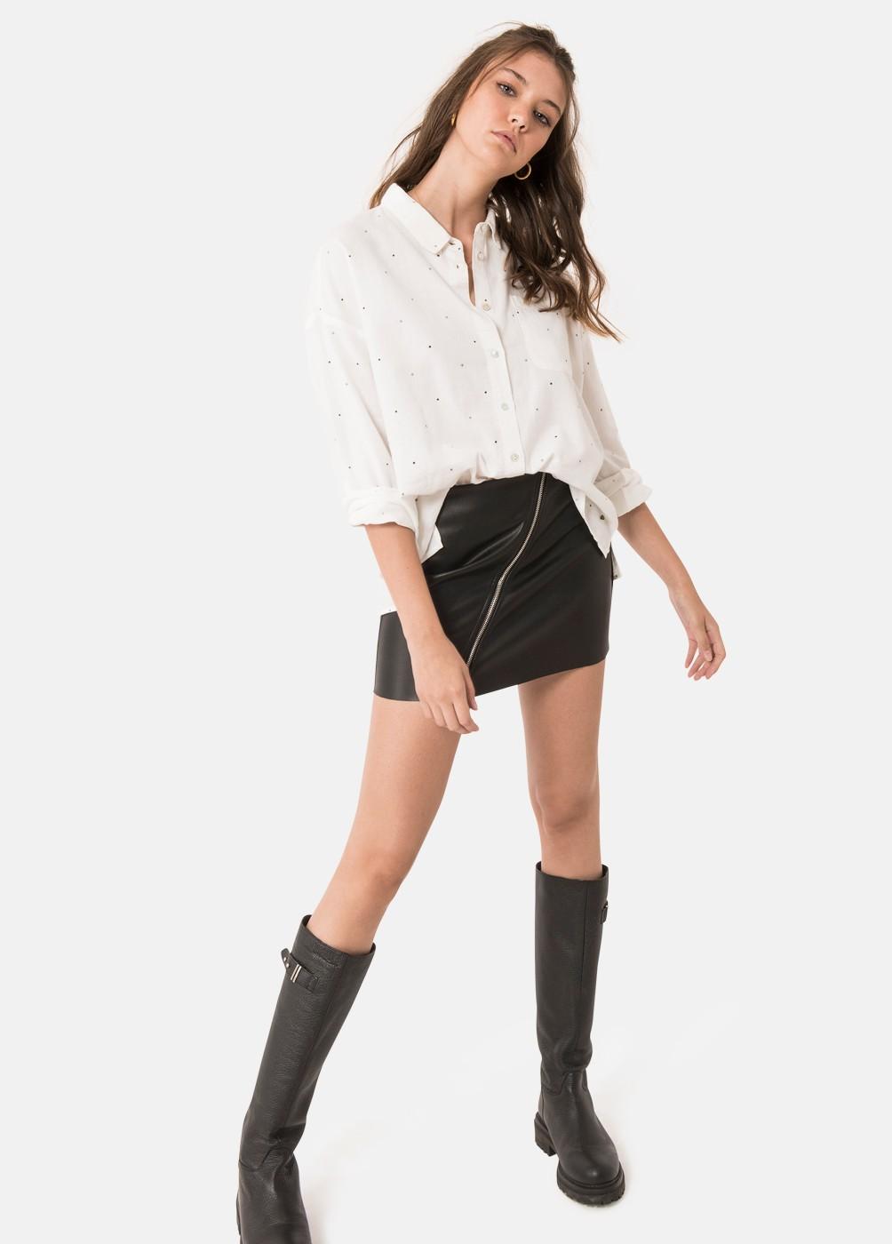 Camisa Kim Stars