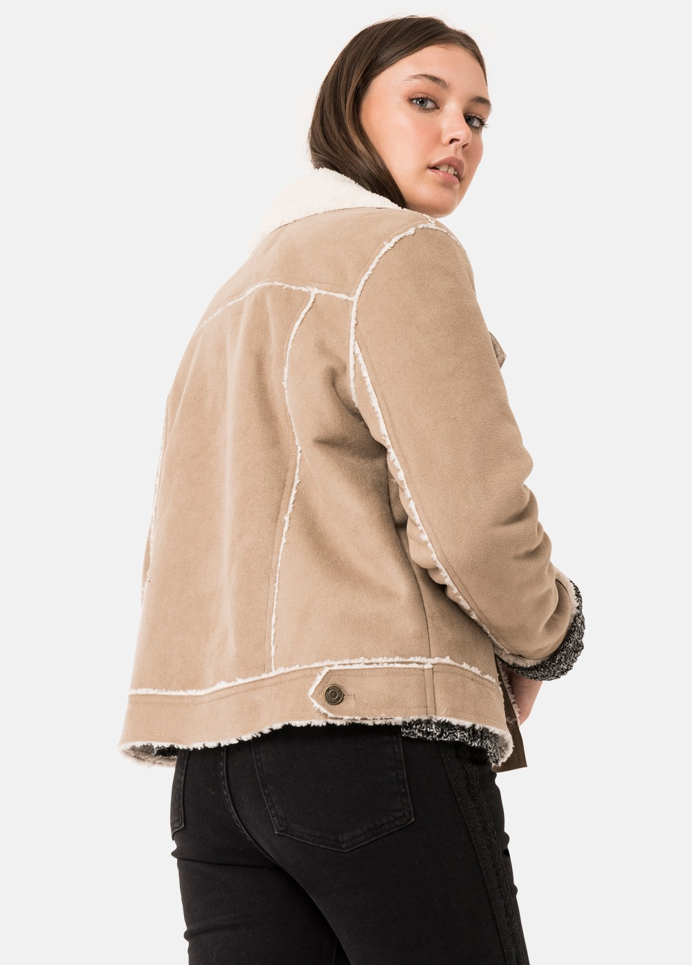 CERLER DOUBLE BREASTED JACKET