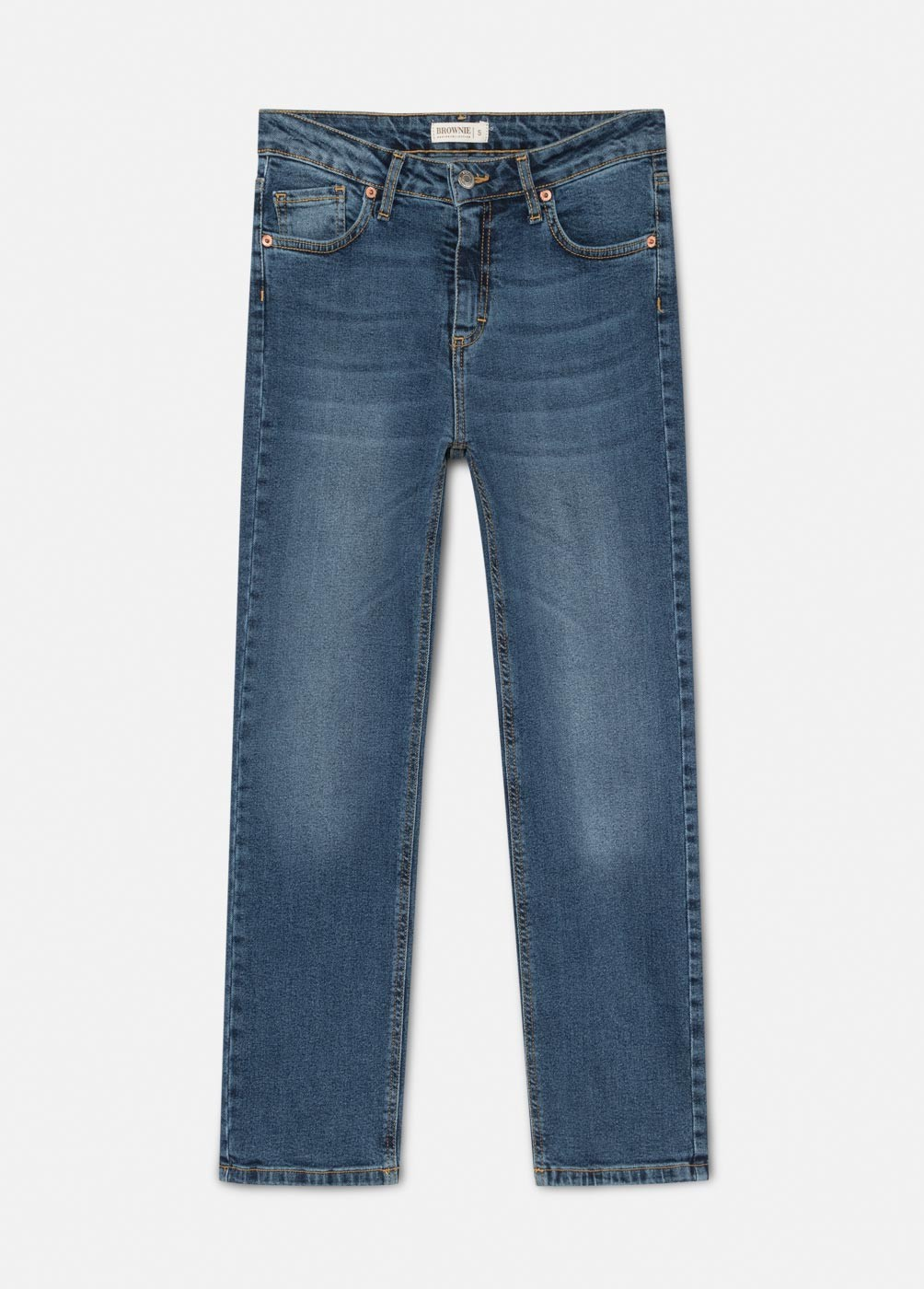 HUGA STRAIGHT FIT JEANS