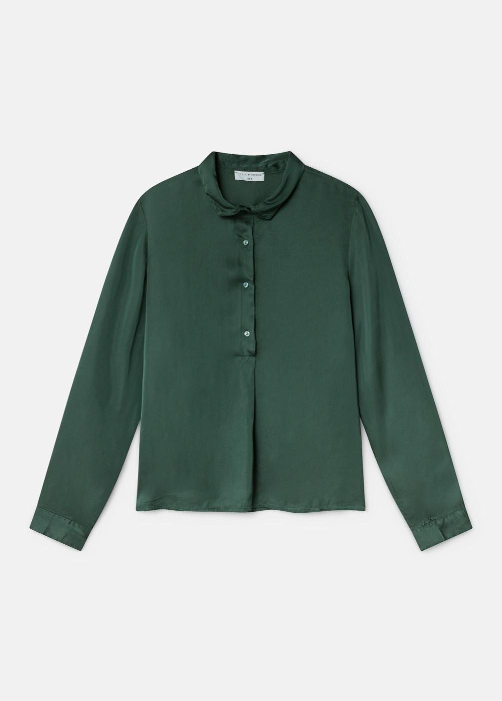 Camisa Gloria Saten Tapeta