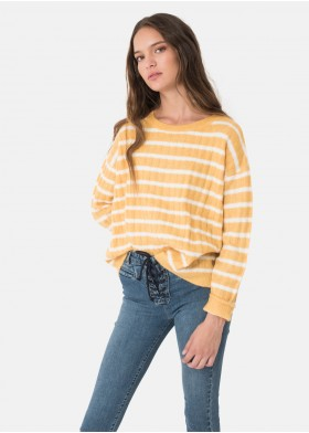LORREIN STRIPED JUMPER