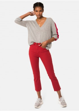 HUGA FIT STRAIGHT LEG TROUSERS