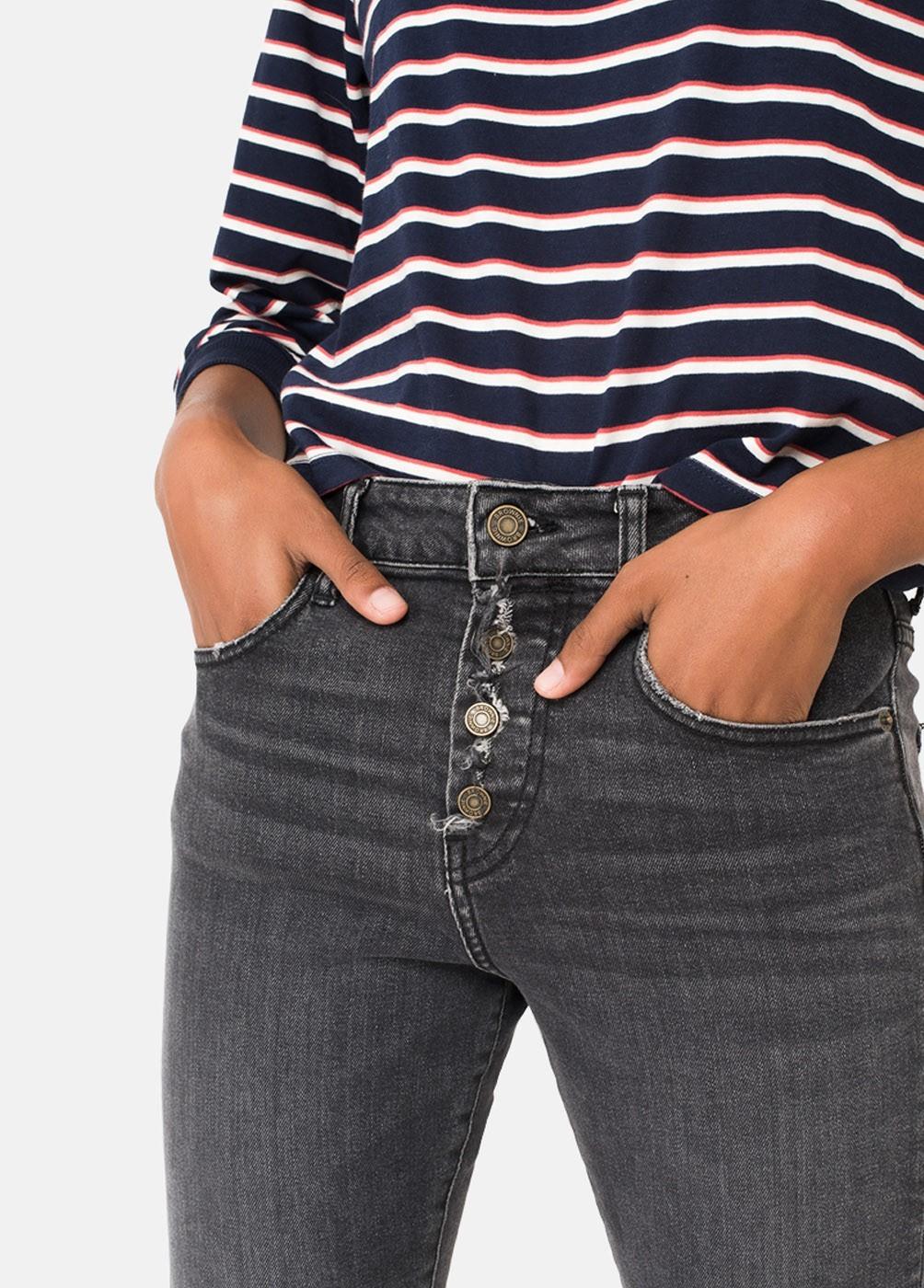 Tejano Shopper Botones Frontal