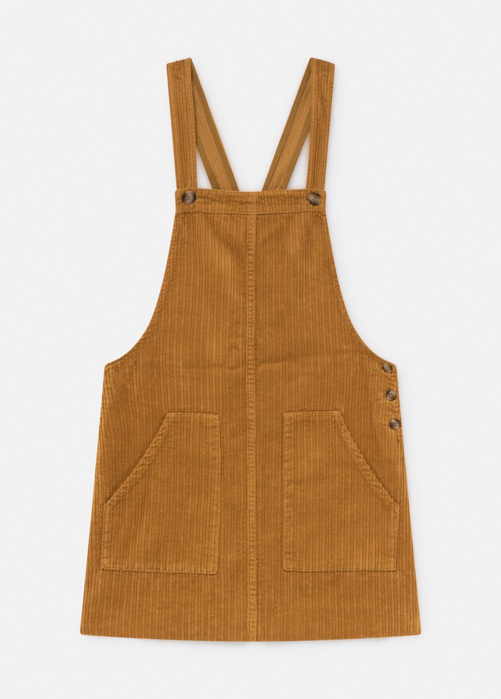 BRISTOW CORD DUNGAREES
