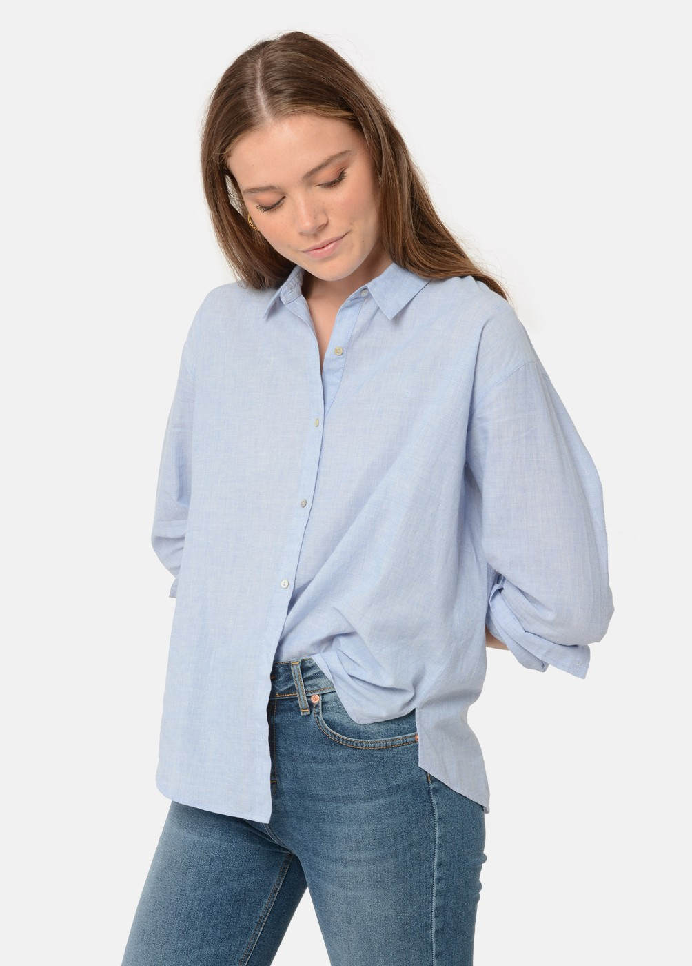 LULA ML RIBBON SHIRT