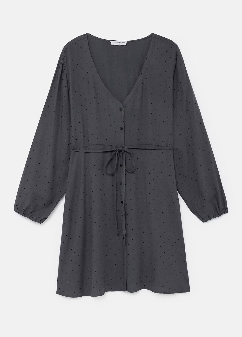 NIKITA DOTS DRESS