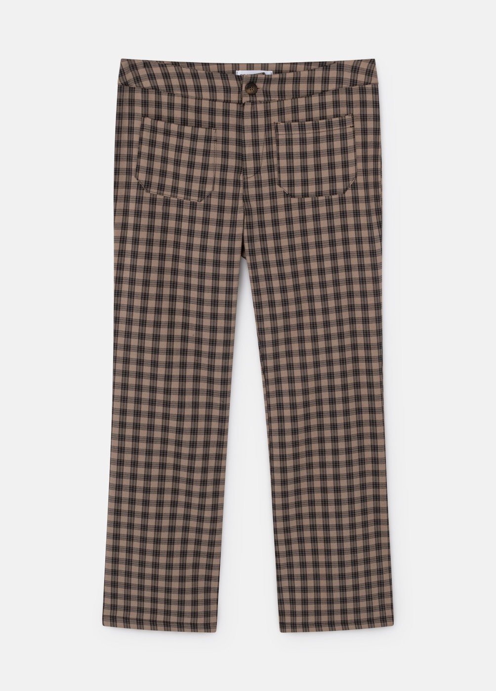 MATIAS CHECKED TROUSERS