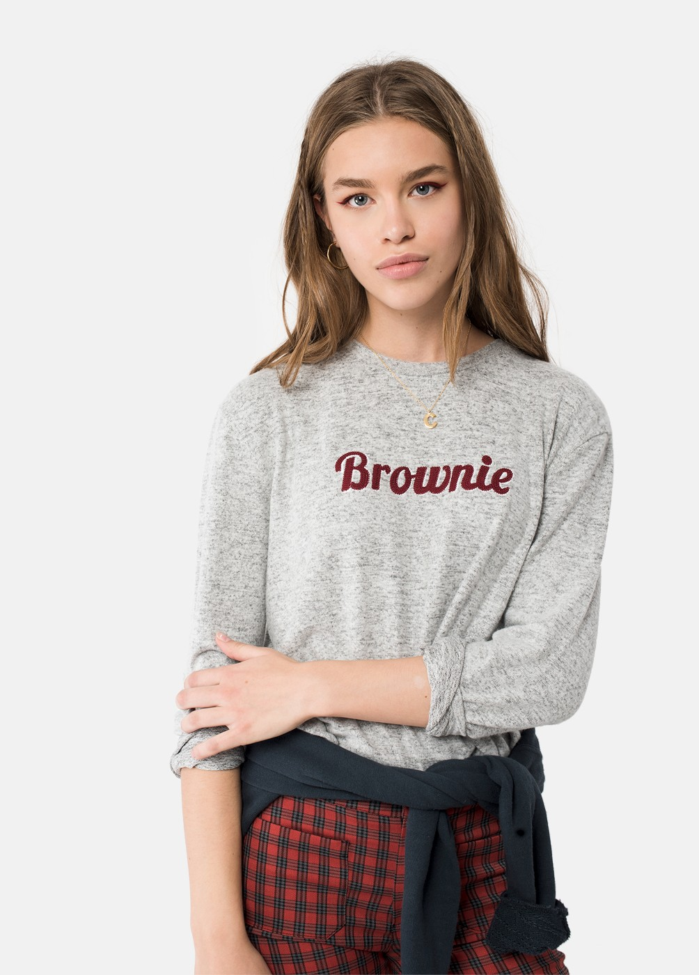 CAMISETA LOGO BROWNIE
