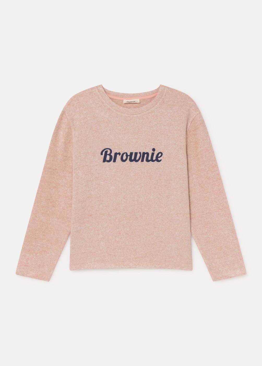 BROWNIE LOGO T-SHIRT