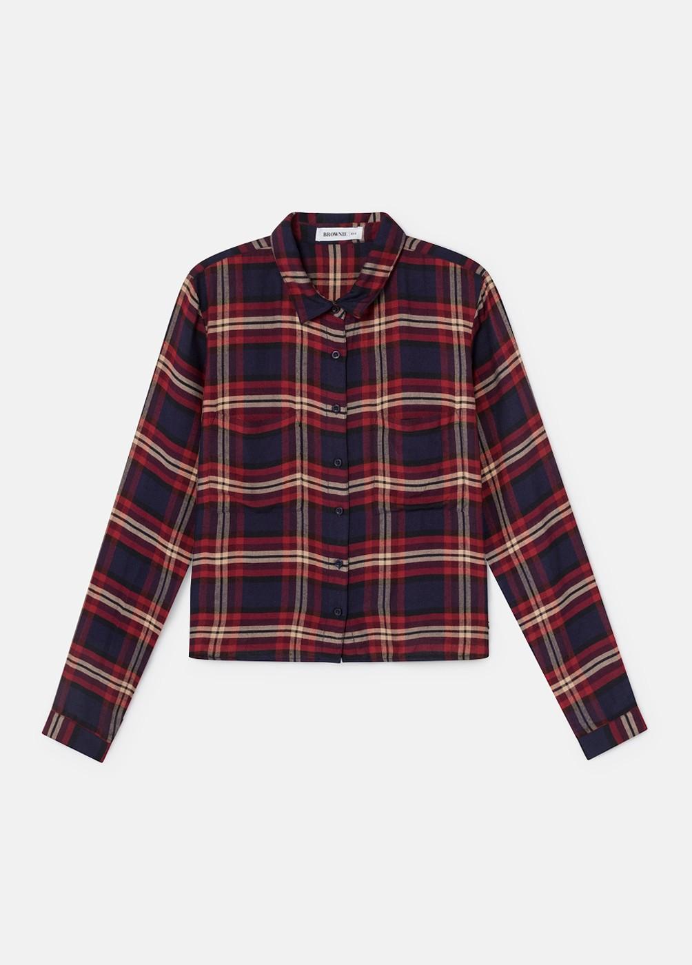 Camisa Checky Cuadros