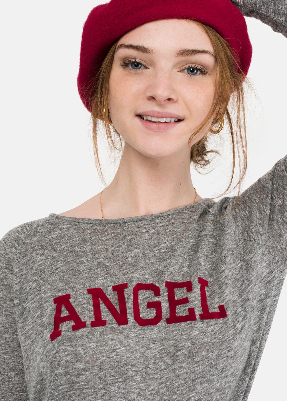 Camiseta Angel M/L