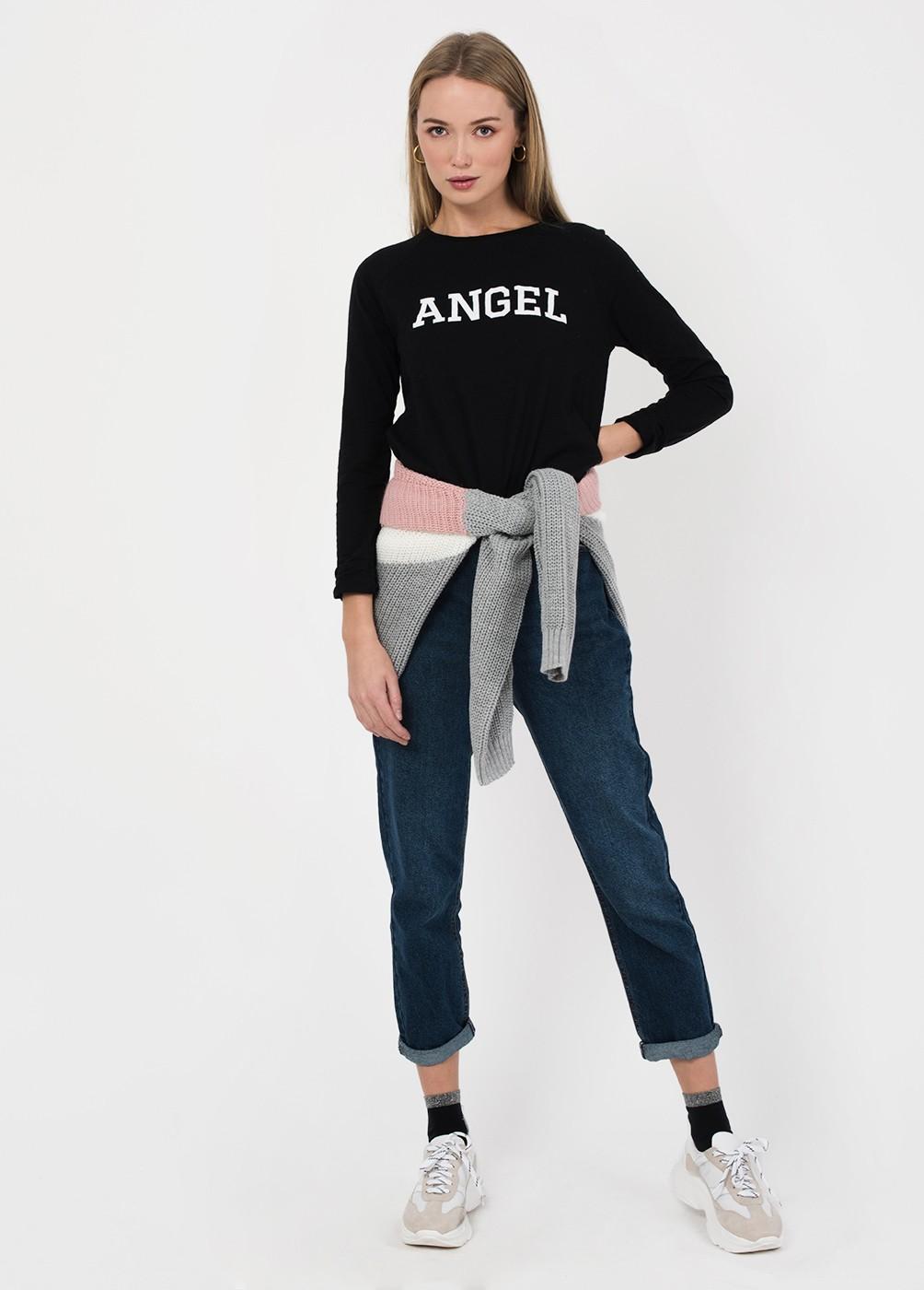Camiseta Angel2 M/Larga