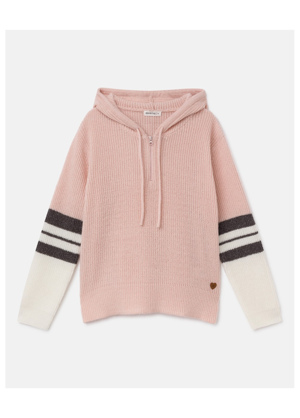 COVER HOODED JUMPER