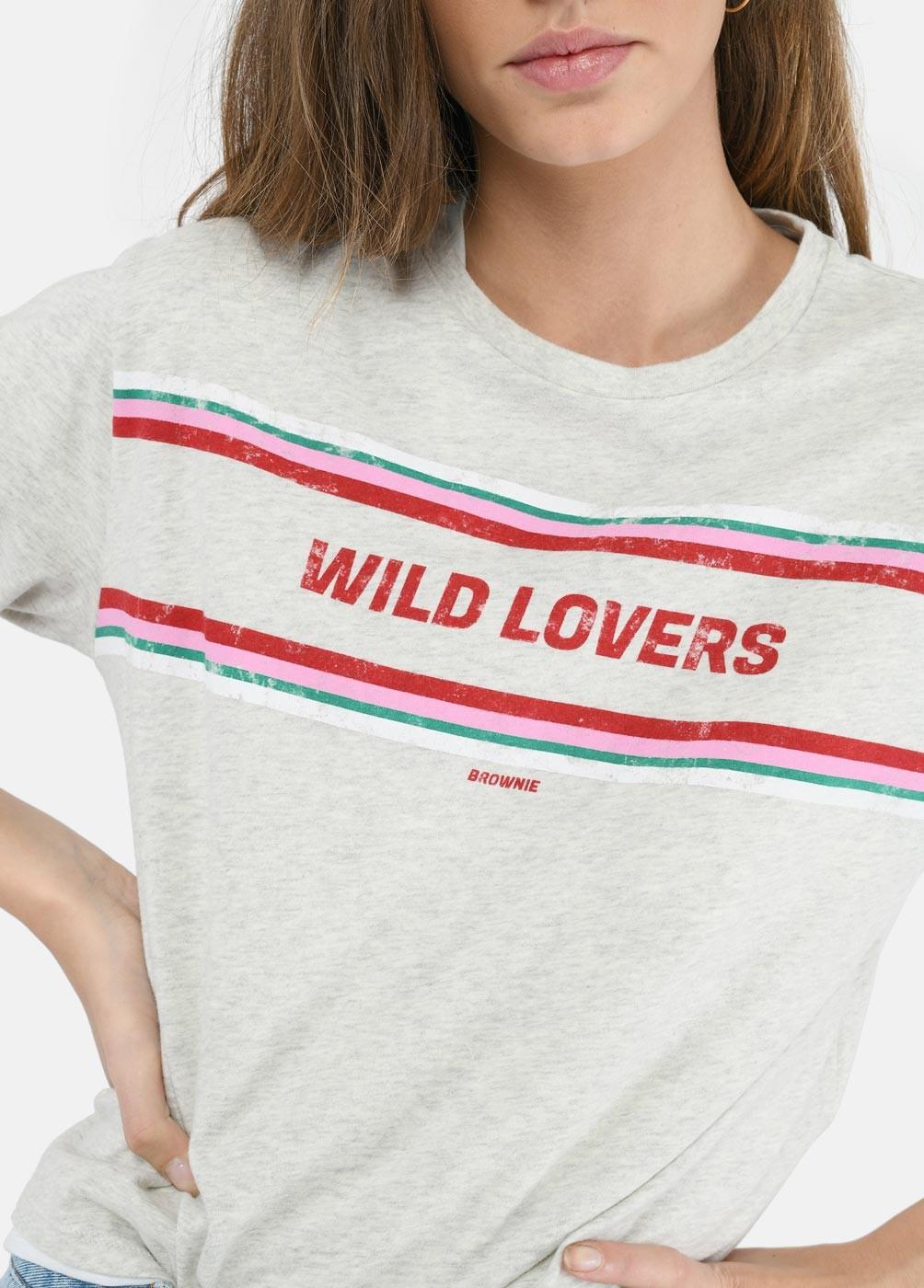 Camiseta Lovers Print M/L