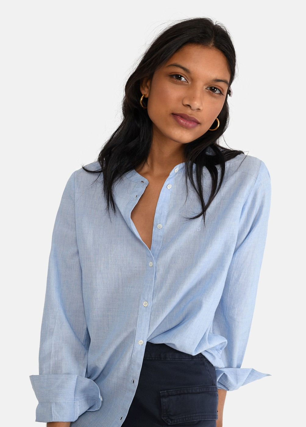 CAMISA BLUES CHAMBRAY