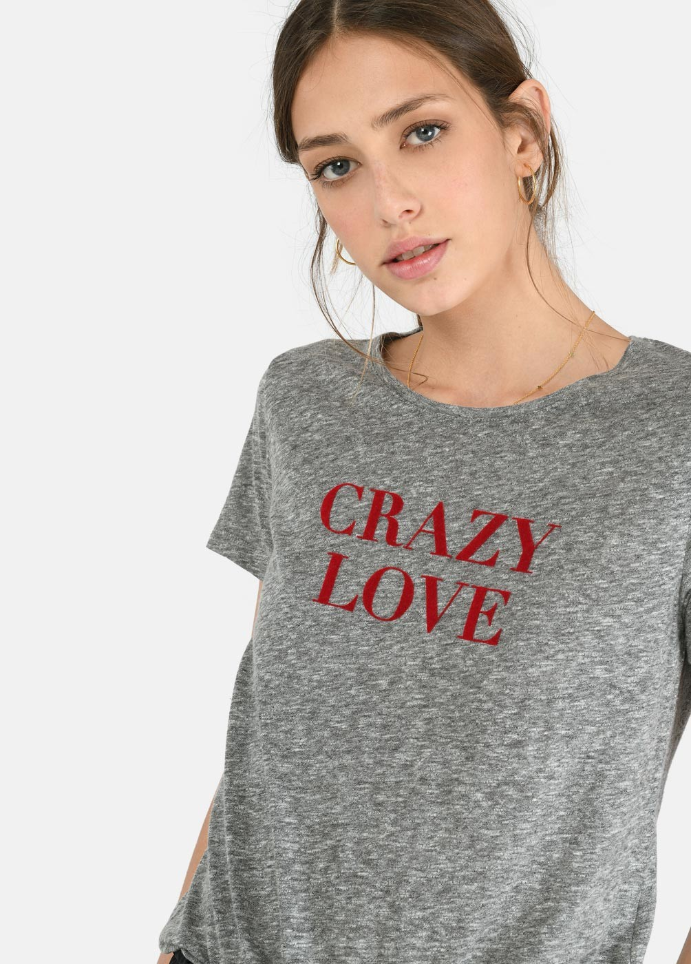 CAMISETA CRAZY LOVE