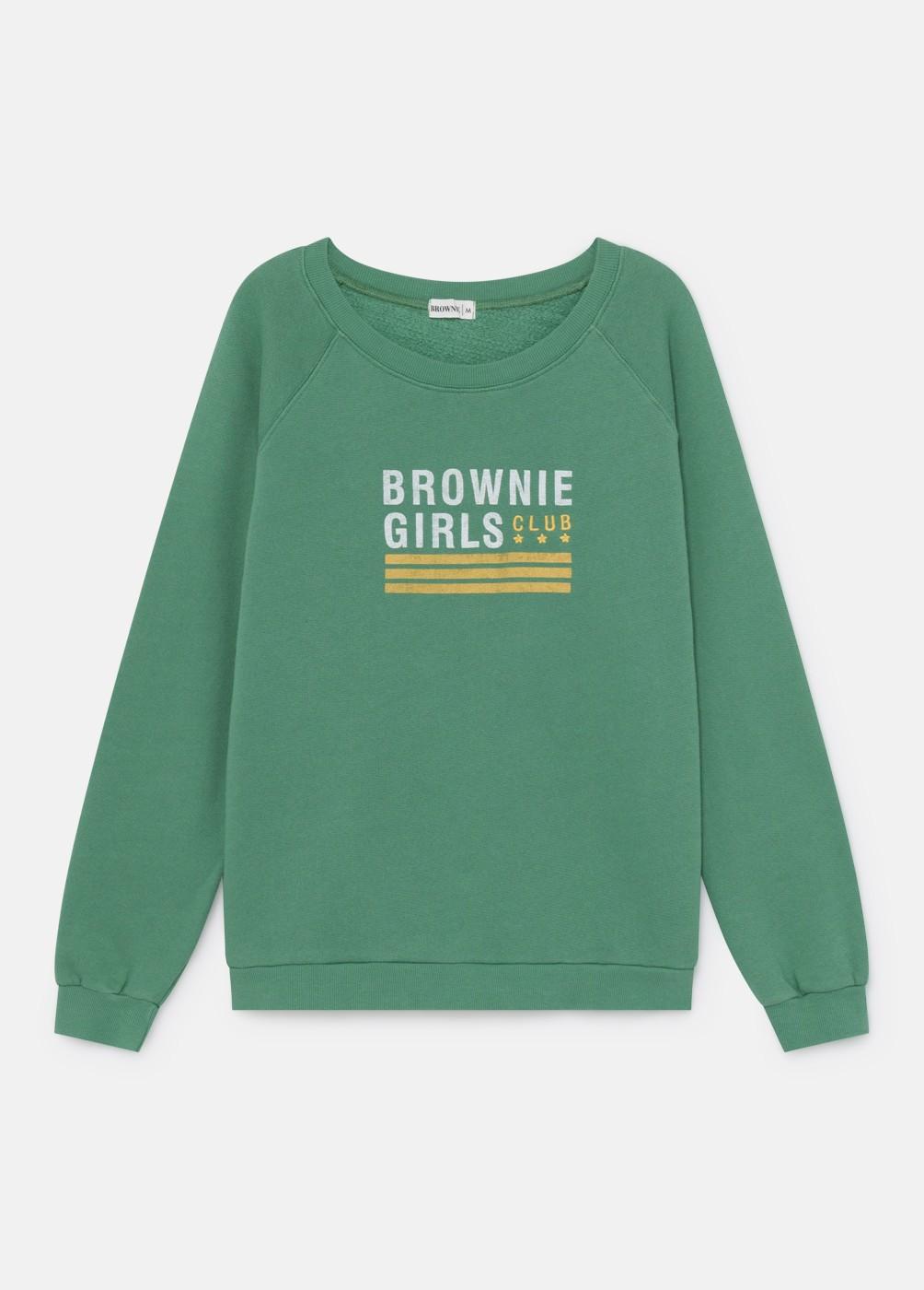 Sudadera Usanew Bandera Brownie