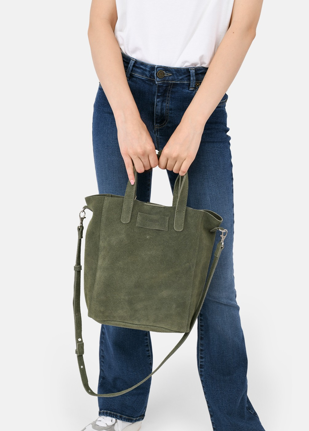 BOLSO JULIETTE MINI SHOPPER FOIL