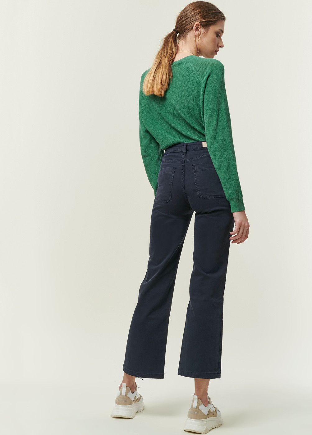 PANTALON FRIENDLY RECTO BOLSILLOS DELANT