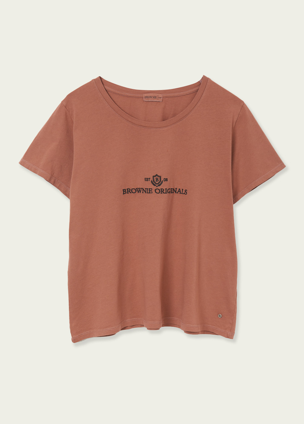 T-SHIRT IMPRIMÉ BROWNIE ORIGINALS