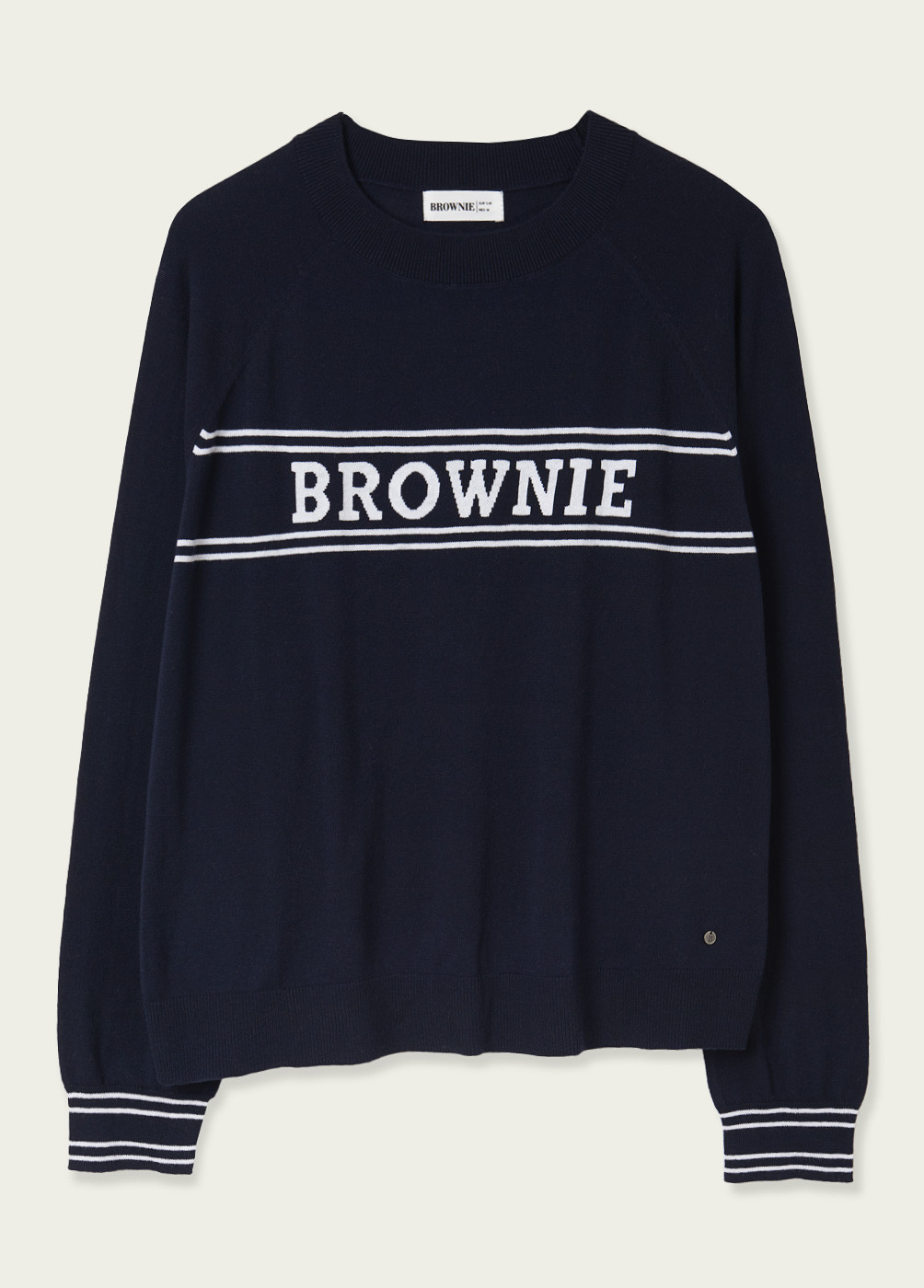 PULL-OVER LET BROWNIE BANDES