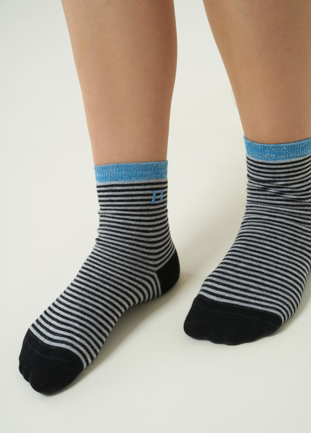 CHAUSSETTES RAYURES