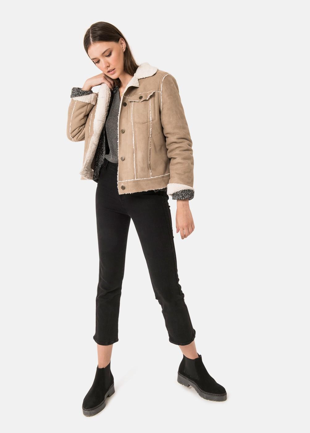 7a125d223f7a Abrigos y chaquetas Mujer